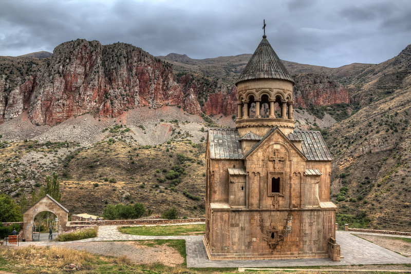 The Beauty of Noravank